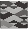rug #1163275   square orange retro rug
