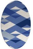 rug #1163472   oval abstract rug