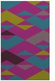 rug #1163871 |  pink rug