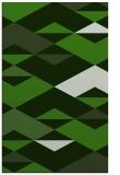 rug #1163931 |  light-green retro rug