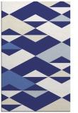 rug #1164087 |  white abstract rug