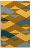 rug #1164119 |  light-orange retro rug
