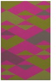 rug #1164135 |  light-green abstract rug