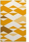 rug #1164143    light-orange retro rug