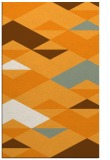 rug #1164151 |  light-orange graphic rug