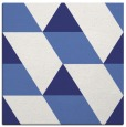 rug #1165191 | square white retro rug