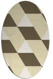 rug #1165583 | oval popular rug