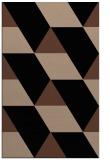 rug #1165647 |  brown retro rug