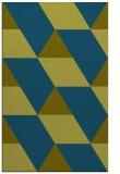rug #1165707 |  green abstract rug