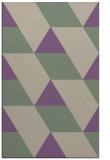 rug #1165815 |  purple abstract rug