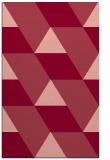 rug #1165863 |  pink retro rug