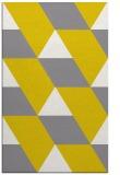 rug #1165955 |  yellow rug