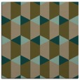 rug #1166847 | square brown retro rug