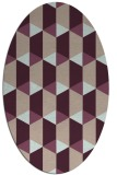 rug #1167267 | oval rug
