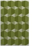 rug #1167595    green retro rug