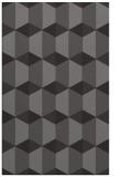 rug #1167623 |  brown retro rug