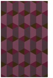 rug #1167711 |  purple popular rug