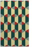 rug #1167803 |  yellow geometry rug