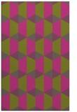 rug #1167815 |  light-green retro rug