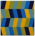 rug #1168607 | square blue rug