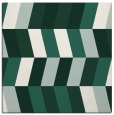 rug #1168707 | square blue-green popular rug