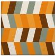 rug #1168935   square light-orange popular rug