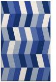rug #1169359    blue retro rug