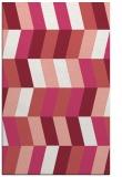 rug #1169547 |  pink abstract rug