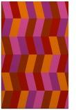 rug #1169579 |  pink abstract rug
