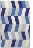 rug #1169607 |  blue abstract rug