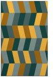 rug #1169639 |  light-orange retro rug