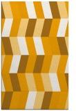 rug #1169663 |  light-orange abstract rug