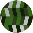 rug #1169822 | round retro rug
