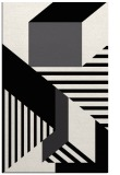 rug #1182519 |  white graphic rug
