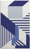 rug #1182527 |  white abstract rug