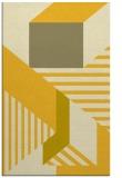 rug #1182547 |  yellow rug