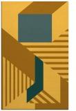 rug #1182559    yellow stripes rug