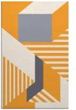 rug #1182595 |  white stripes rug