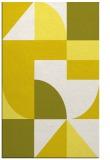 rug #1184363 |  white abstract rug