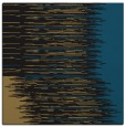 rug #1185203 | square black abstract rug