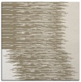 rug #1185335 | square mid-brown abstract rug