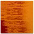 rug #1185383 | square red-orange stripes rug