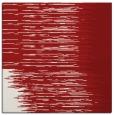 rug #1185439 | square red stripes rug