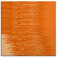 rug #1185451 | square red-orange stripes rug