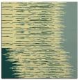 rug #1185507 | square yellow stripes rug