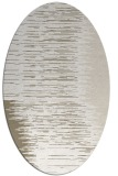 rug #1185704 | oval abstract rug
