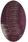 rug #1185716 | oval abstract rug