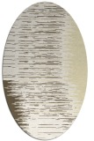 rug #1185866 | oval stripes rug