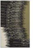 rug #1185935 |  black stripes rug