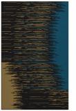 rug #1185939 |  black abstract rug